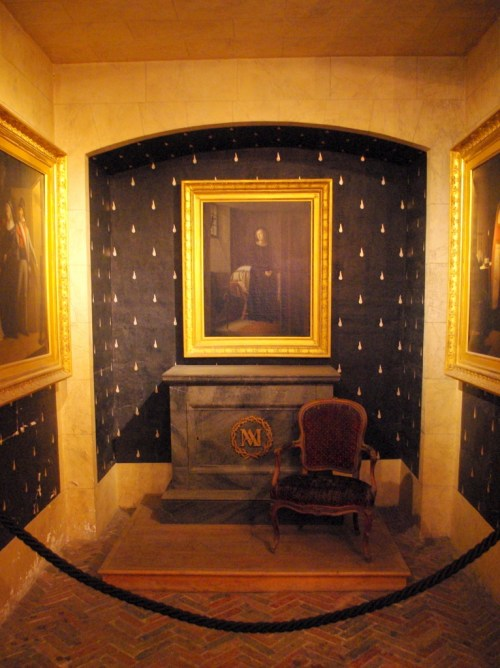 Marie-Antoinette's Chapel © French Moments
