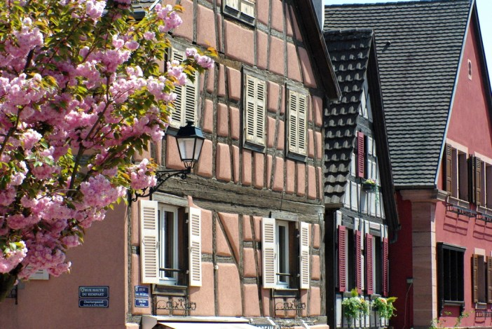 Kaysersberg Springtime 2 copyright French Moments