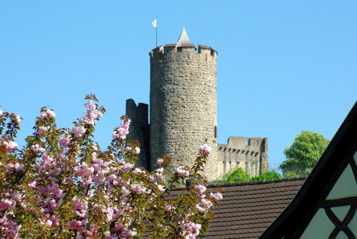 The castle of Kaysersberg © French Moments