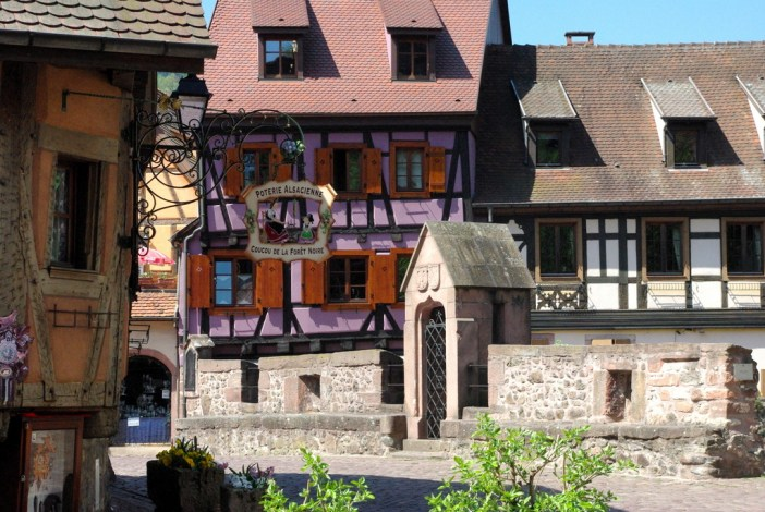 Kaysersberg Springtime 5 copyright French Moments