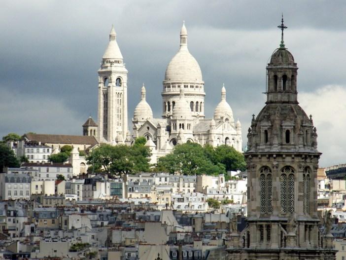 Montmartre Sacré-Cœur Paris
