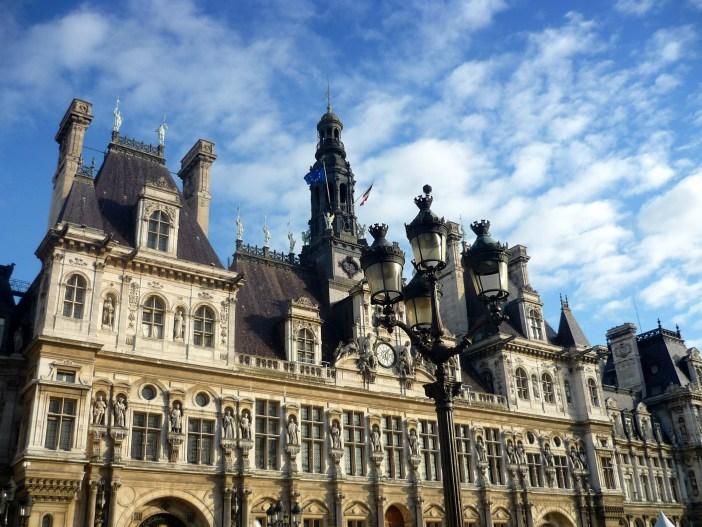 Hôtel de Ville Paris French Moments