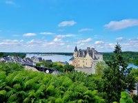 Château de Montsoreau-Musée d'art contemporain et la Loire © Elisha Leray