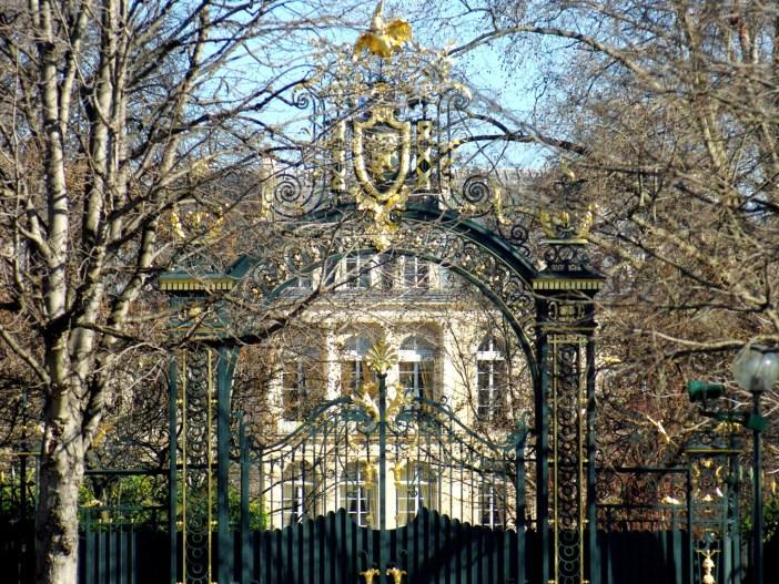 French President Elysée Palace