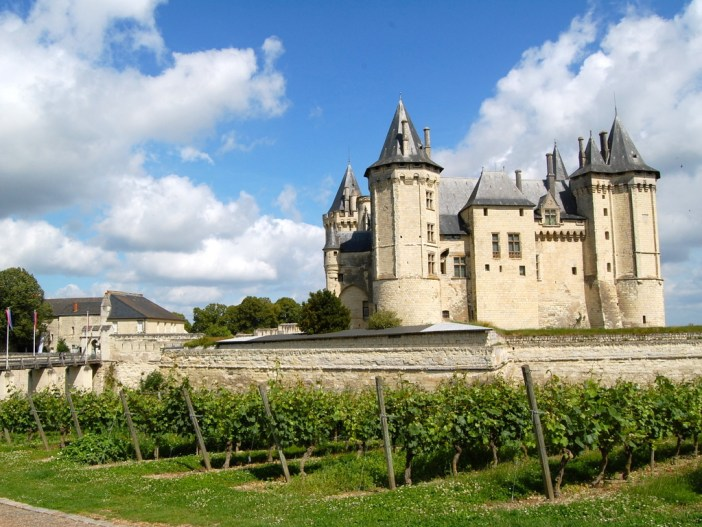 Wine lovers' tips: Saumur Vineyards © La Chiquita - licence [CC BY-SA 2