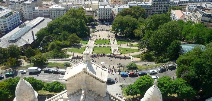 Square Louise Michel 07 © French Moments