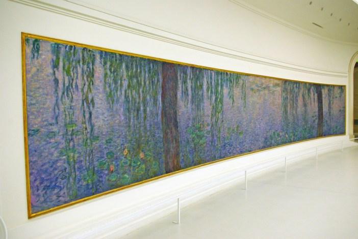 Nymphéas Claude Monet Orangerie Paris French Moments