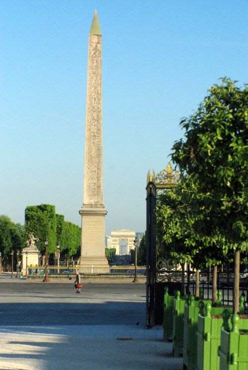 The Obelisk, Paris © French Moments