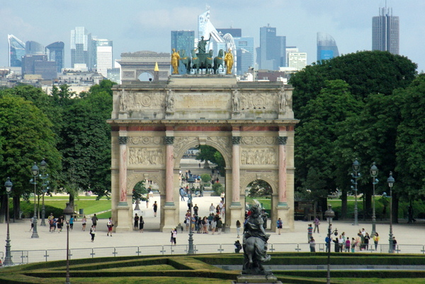 Parks and Gardens of Paris: the Carrousel Garden © French Moments