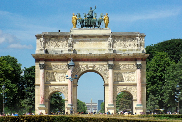 Top 20 Most Beautiful Parks and Gardens of Paris - French