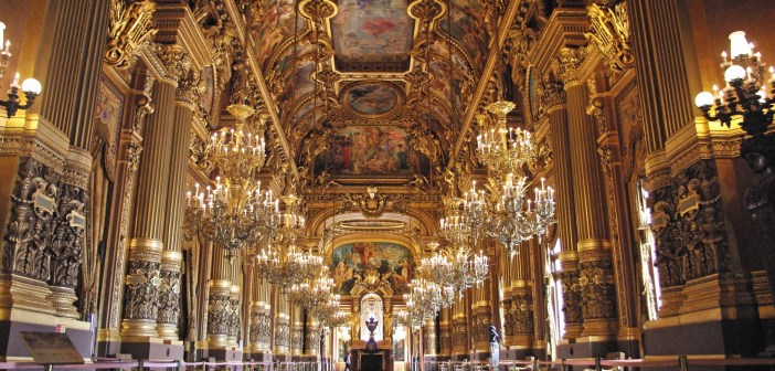 Palais Garnier in Paris 13 copyright French Moments