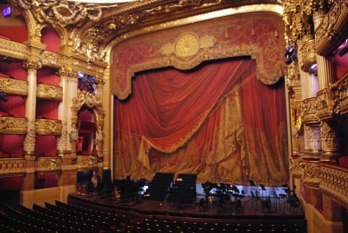 Auditorium of Palais Garnier © French Moments