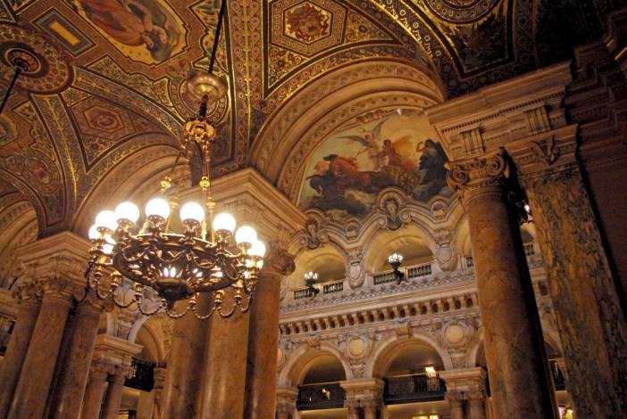 Avant-Foyer of Paris Opera © French Moments
