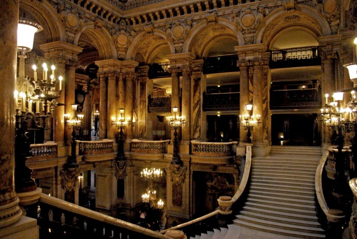 The Grand Staircase, Paris Opera © French Moments