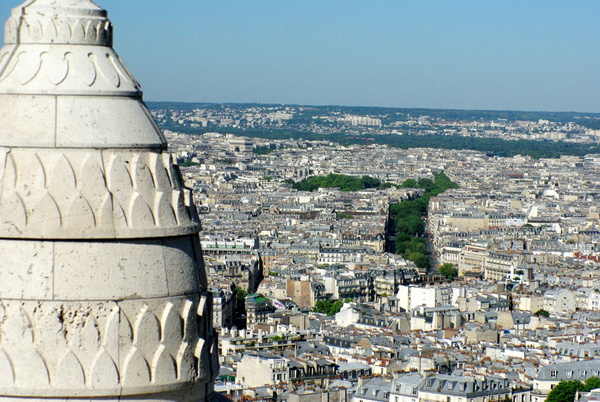 Paris View from Montmartre 19 copyright French Moments