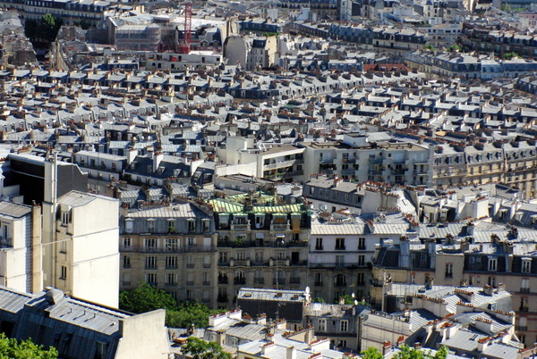 Paris View from Montmartre 58 copyright French Moments