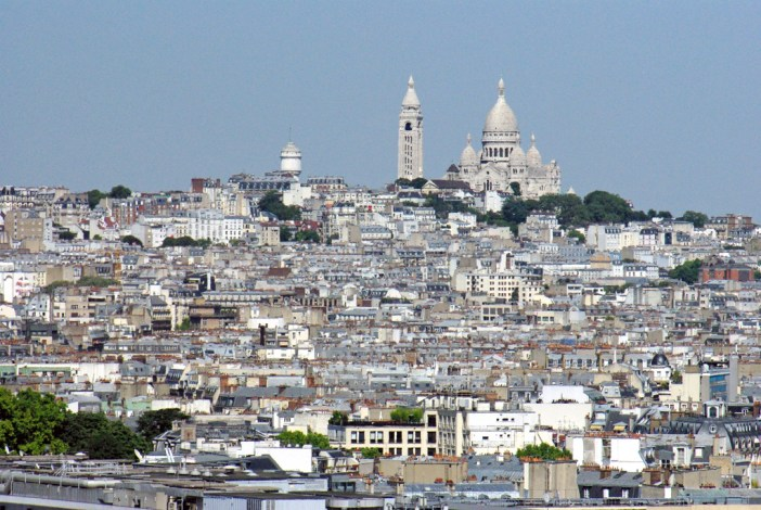 View from Arc de Triomphe 12 © French Moments