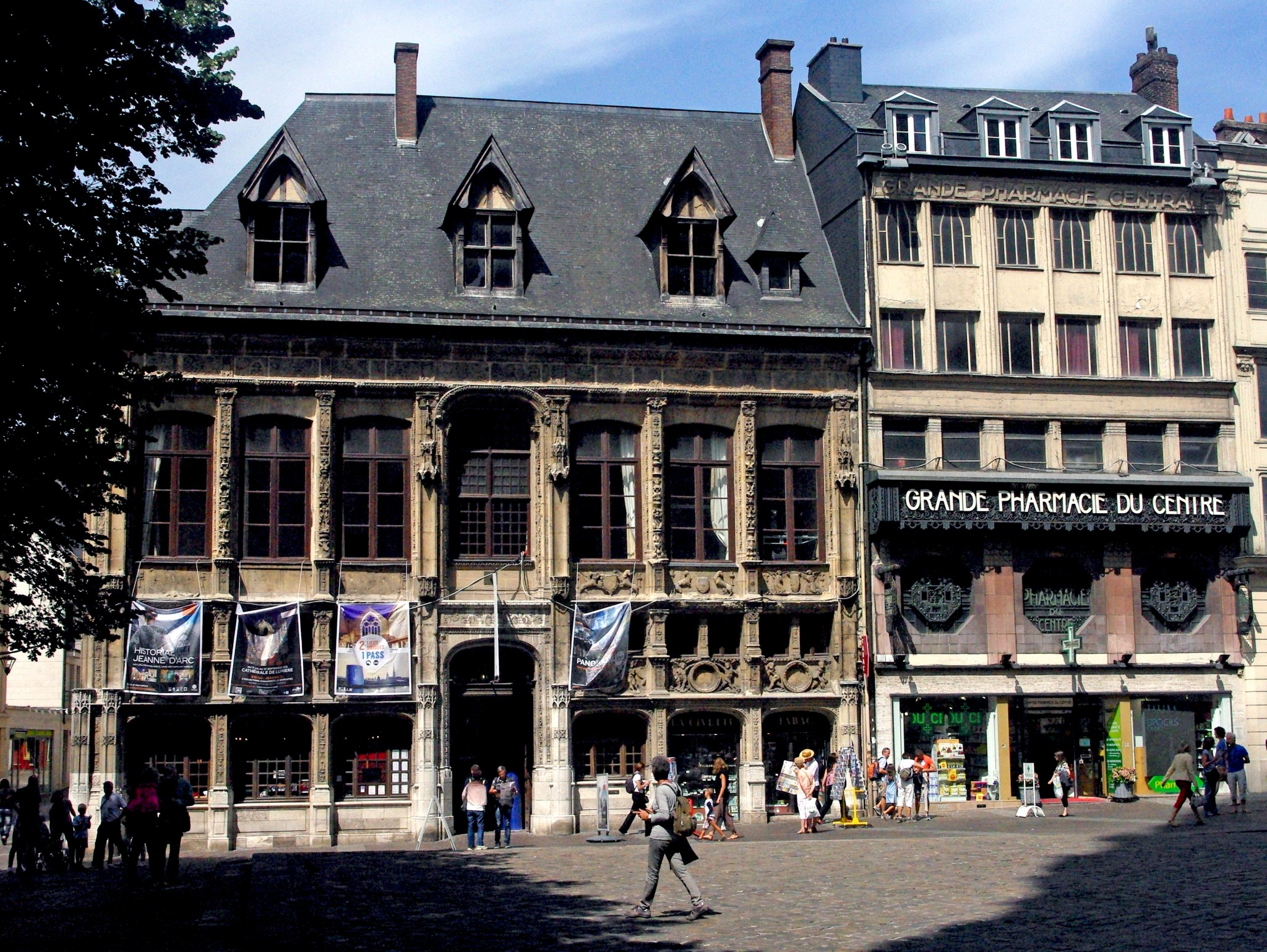 Image result for Rouen France House of the Exchequer
