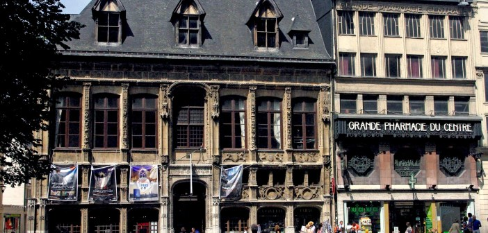 House of the Exchequer in Rouen 2 copyright French Moments