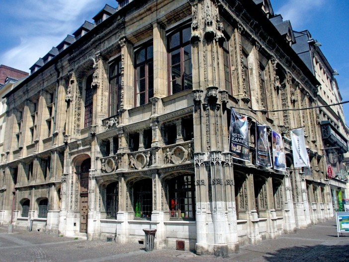 House of the Exchequer, Rouen © French Moments