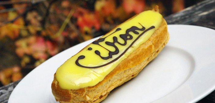 Eclair au citron © French Moments