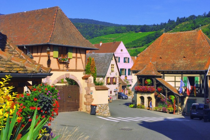 Niedermorschwihr © French Moments