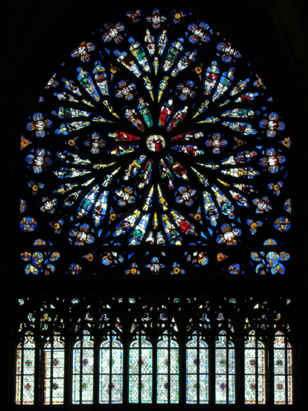 South Rose Window © Tango7174 [CC BY-SA 4