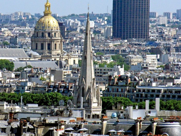 American Cathedral Church of Paris © French Moments