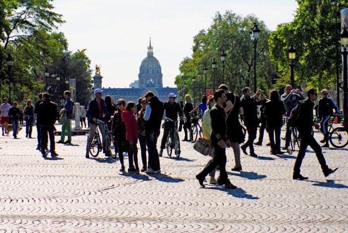 Avenue Winston Churchill, Paris © French Moments