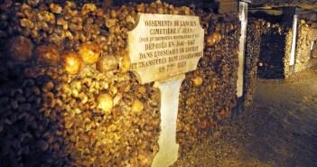 Catacombes de Paris 13 copyright French Moments