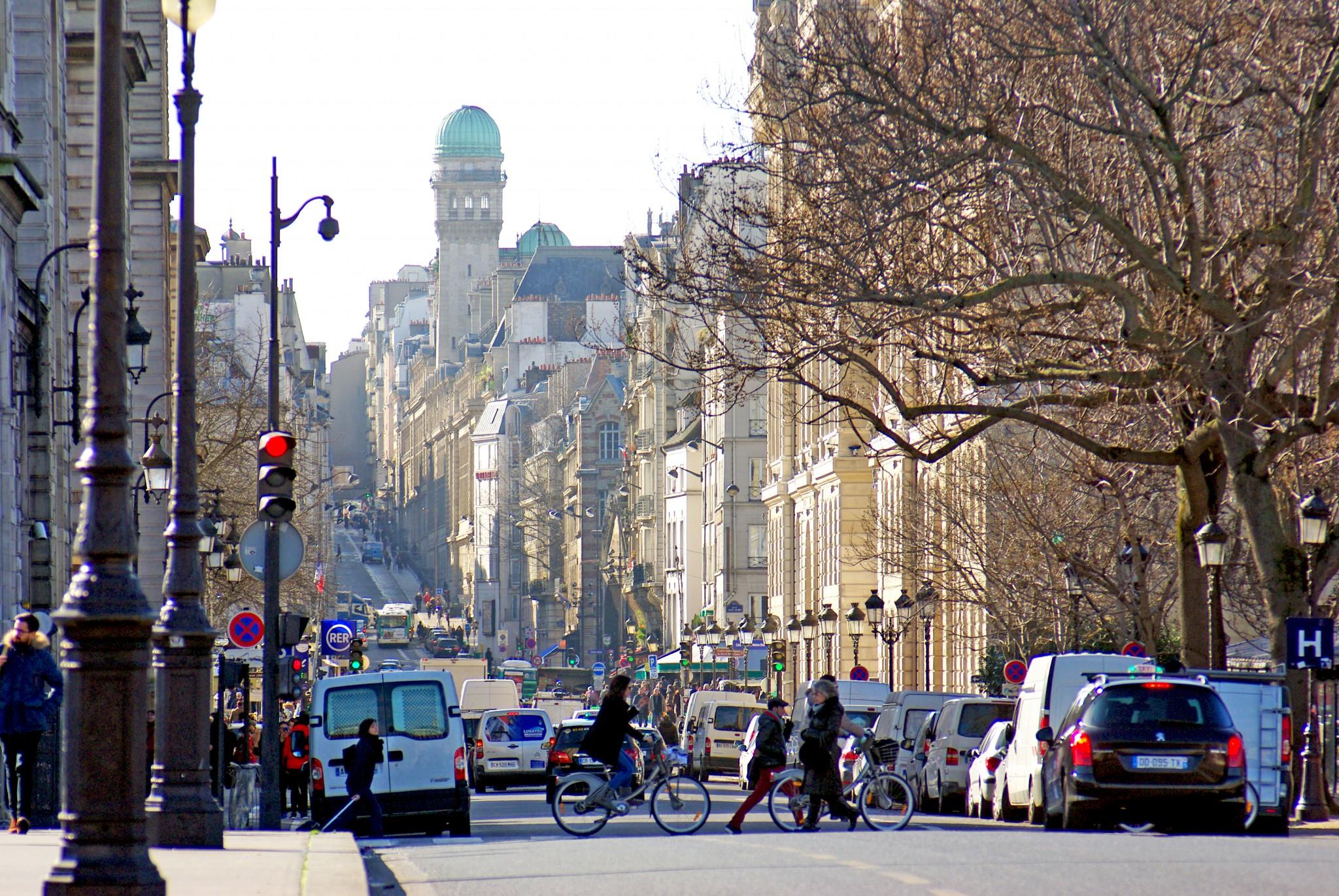 rue saint jacques paris oldest street french moments. Black Bedroom Furniture Sets. Home Design Ideas