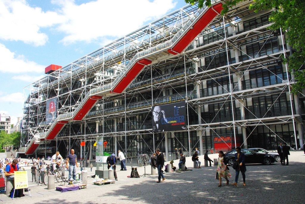 what you should know about the pompidou centre french moments