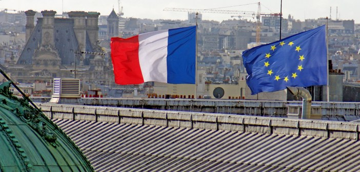 French Flag Opera Garnier Paris © French Moments