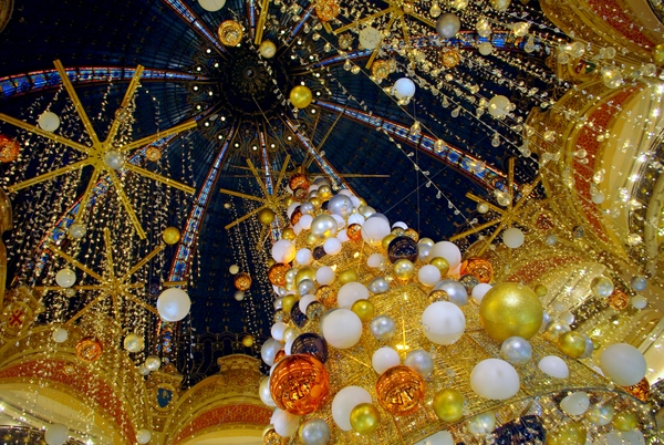 Galeries Lafayette Christmas 2015 2 © French Moments-001