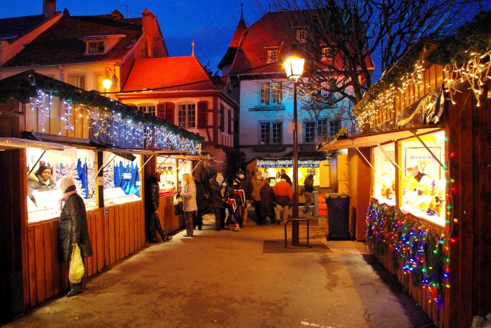 Christmas market of Montbéliard © French Moments