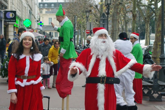 Christmas Preparations in Maisons-Laffitte 2015 05 © French Moments