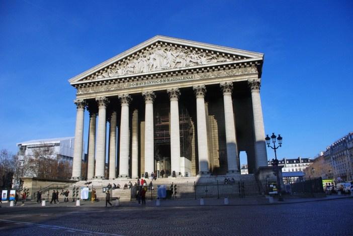 La Madeleine Church © French Moments