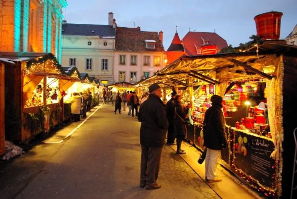 Montbéliard Christmas Market Franche-Comté © French Moments