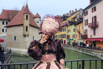 Annecy Venetian Carnival © French Moments