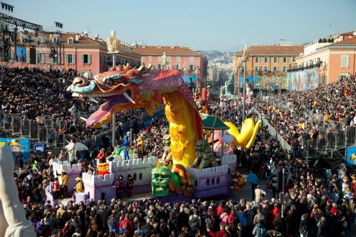 Nice Carnival © Frederic Santos - OTC Nice