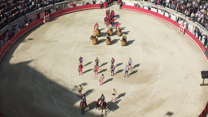 Feria de Nîmes © Fusio11 - licence [CC BY-SA 2.0] from Wikimedia Commons