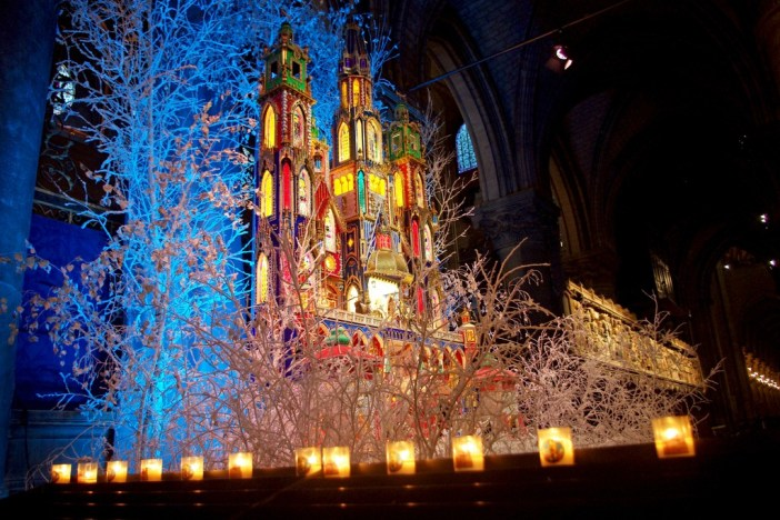 Nativity Scene 2015 Notre-Dame Cathedral 05 © French Moments