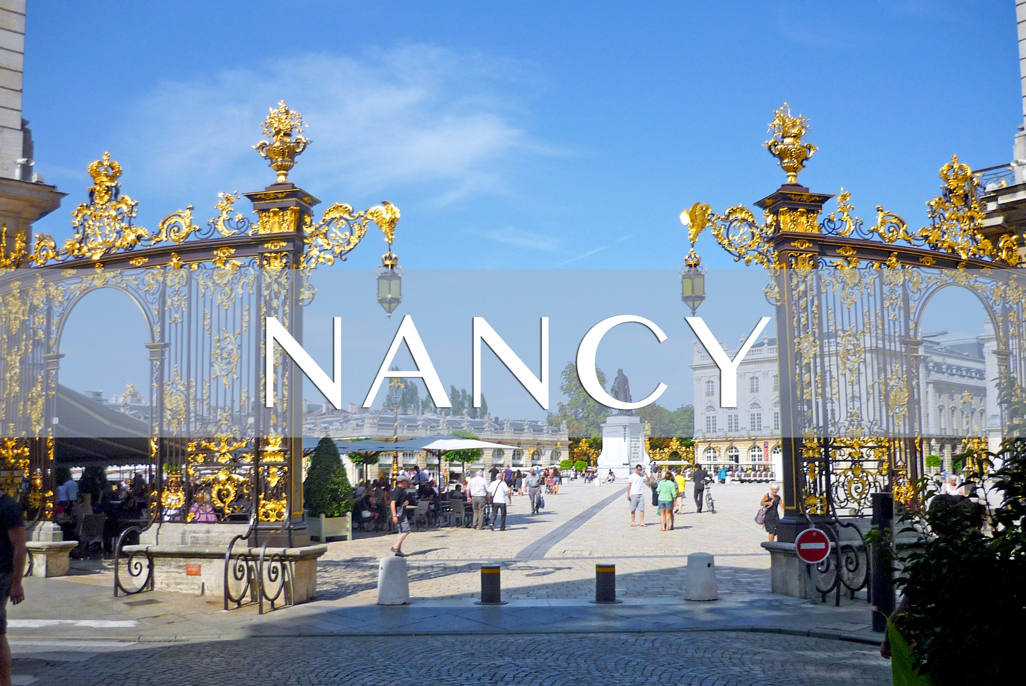 Discover the city of Nancy in Lorraine French Moments