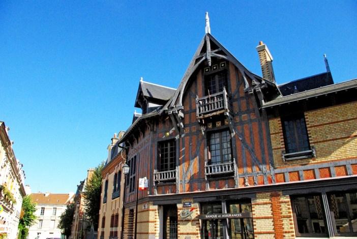 Route de la Victoire, Saint-Germain-en-Laye © French Moments
