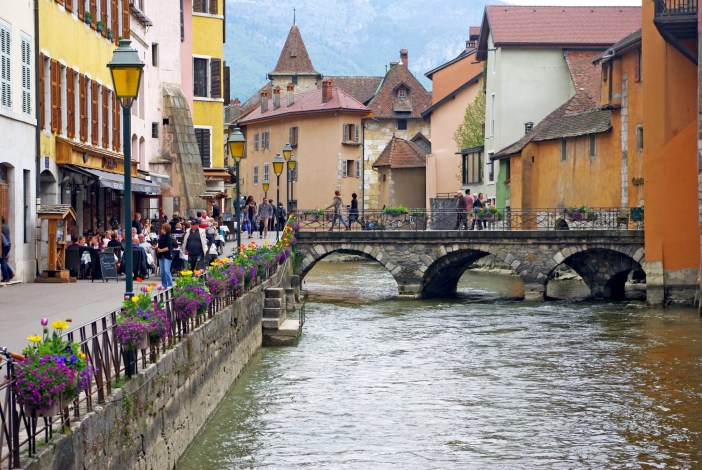 Annecy France French Base