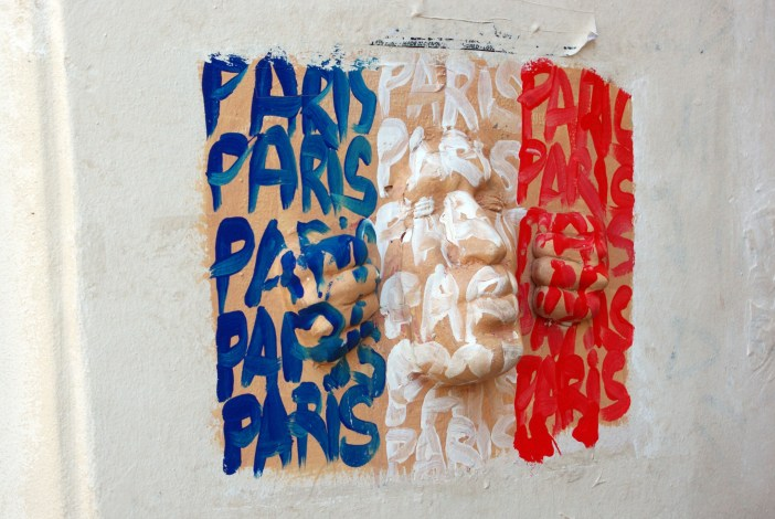 Street art in Montmartre near the rue des Abbesses © French Moments