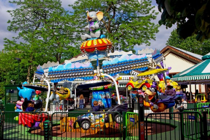 a disney theme ride in the jardin dacclimatation french moments - Jardin D Acclimatation Paris