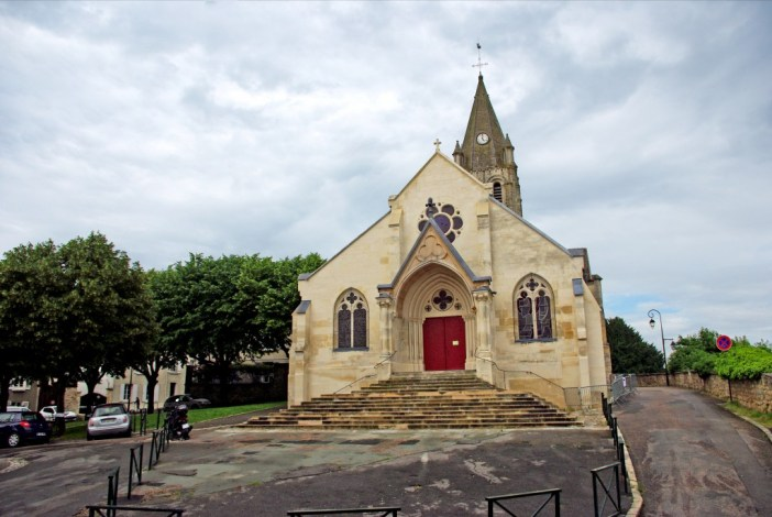 Saint-Maclou church, Conflans-Sainte-Honorine © French Moments