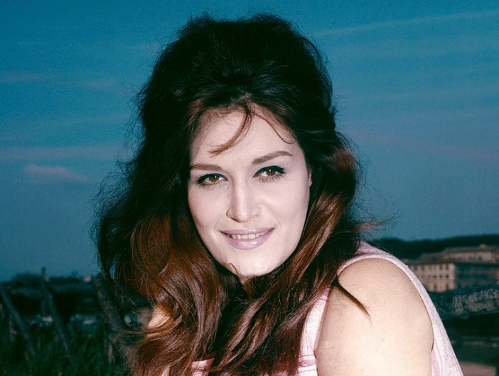 Dalida in the 1960s (Public Domain)