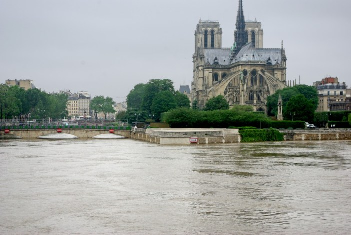 Paris Floods June 2016 14 copyright French Moments